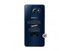 Coque Samsung Galaxy S6 Edge Plus Monsieur Mauvais Perdant