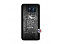Coque Samsung Galaxy S6 Edge Plus Old Jack Noir