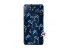 Coque Samsung Galaxy S6 Edge Plus Dauphins