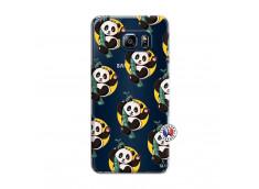 Coque Samsung Galaxy S6 Edge Plus Pandi Panda