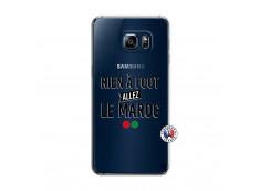 Coque Samsung Galaxy S6 Edge Plus Rien A Foot Allez Le Maroc