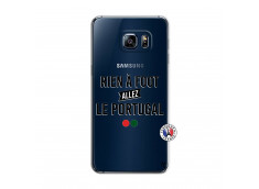 Coque Samsung Galaxy S6 Edge Plus Rien A Foot Allez Le Portugal