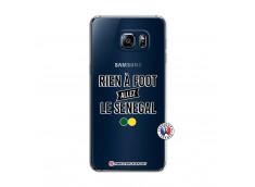 Coque Samsung Galaxy S6 Edge Plus Rien A Foot Allez Le Senegal