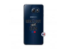 Coque Samsung Galaxy S6 Edge Plus Rien A Foot Allez Lyon