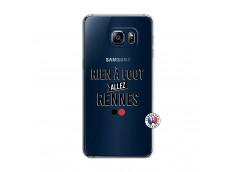 Coque Samsung Galaxy S6 Edge Plus Rien A Foot Allez Rennes