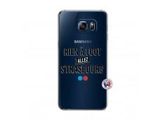 Coque Samsung Galaxy S6 Edge Plus Rien A Foot Allez Strasbourg