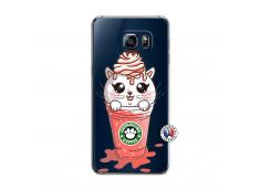 Coque Samsung Galaxy S6 Edge Plus Catpucino Ice Cream