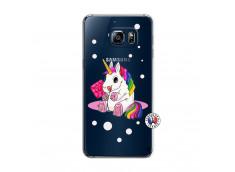 Coque Samsung Galaxy S6 Edge Plus Sweet Baby Licorne