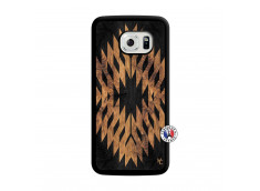 Coque Samsung Galaxy S6 Edge Aztec One Motiv Translu