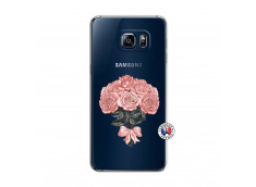 Coque Samsung Galaxy S6 Edge Bouquet de Roses