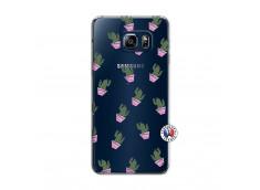 Coque Samsung Galaxy S6 Edge Cactus Pattern