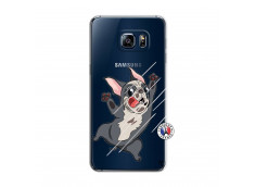 Coque Samsung Galaxy S6 Edge Dog Impact