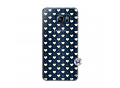 Coque Samsung Galaxy S6 Edge Little Hearts