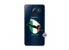 Coque Samsung Galaxy S6 Edge Coupe du Monde Rugby-Ireland