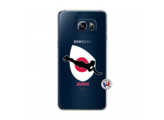Coque Samsung Galaxy S6 Edge Coupe du Monde Rugby-Japan