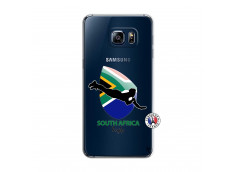 Coque Samsung Galaxy S6 Edge Coupe du Monde Rugby-South Africa