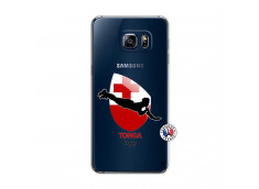 Coque Samsung Galaxy S6 Edge Coupe du Monde Rugby-Tonga