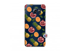 Coque Samsung Galaxy S6 Edge Fruits de la Passion