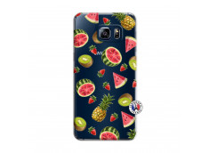 Coque Samsung Galaxy S6 Edge Multifruits