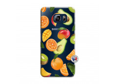 Coque Samsung Galaxy S6 Edge Salade de Fruits