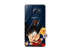 Coque Samsung Galaxy S6 Edge Goku Impact
