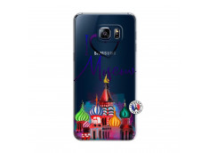 Coque Samsung Galaxy S6 Edge I Love Moscow