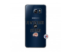 Coque Samsung Galaxy S6 Edge Je M En Bas Les Steaks
