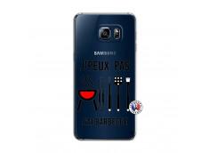Coque Samsung Galaxy S6 Edge Je Peux Pas J Ai Barbecue
