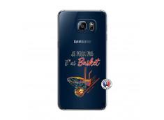 Coque Samsung Galaxy S6 Edge Je Peux Pas J Ai Basket