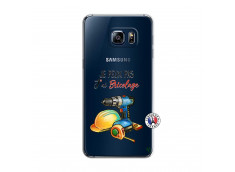 Coque Samsung Galaxy S6 Edge Je Peux Pas J Ai Bricolage