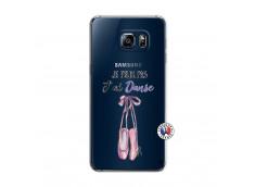 Coque Samsung Galaxy S6 Edge Je peux pas j'ai danse