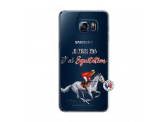 Coque Samsung Galaxy S6 Edge Je Peux Pas J Ai Equitation