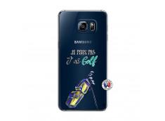 Coque Samsung Galaxy S6 Edge Je Peux Pas J Ai Golf