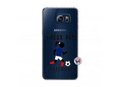 Coque Samsung Galaxy S6 Edge Je Peux Pas J Ai Les Bleues Maillot