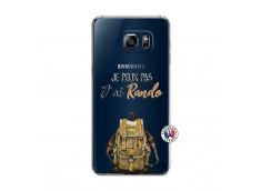 Coque Samsung Galaxy S6 Edge Je Peux Pas J Ai Rando