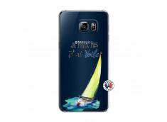 Coque Samsung Galaxy S6 Edge Je Peux Pas J Ai Voile