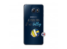 Coque Samsung Galaxy S6 Edge Je Peux Pas J Ai Volley