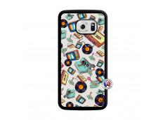 Coque Samsung Galaxy S6 Edge Mock Up Translu
