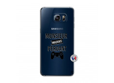 Coque Samsung Galaxy S6 Edge Monsieur Mauvais Perdant