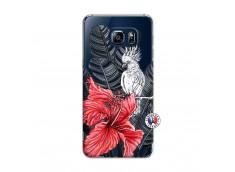 Coque Samsung Galaxy S6 Edge Papagal