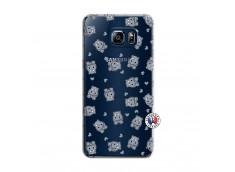 Coque Samsung Galaxy S6 Edge Petits Hippos