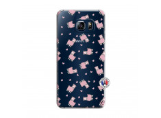 Coque Samsung Galaxy S6 Edge Petits Moutons