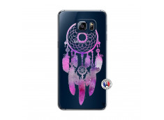 Coque Samsung Galaxy S6 Edge Purple Dreamcatcher