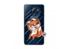 Coque Samsung Galaxy S6 Edge Fox Impact