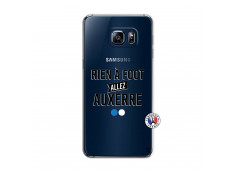 Coque Samsung Galaxy S6 Edge Rien A Foot Allez Auxerre