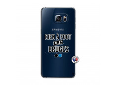 Coque Samsung Galaxy S6 Edge Rien A Foot Allez Bruges