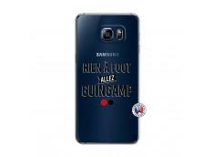 Coque Samsung Galaxy S6 Edge Rien A Foot Allez Guingamp