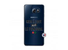Coque Samsung Galaxy S6 Edge Rien A Foot Allez Le Portugal