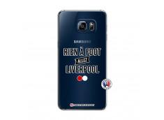 Coque Samsung Galaxy S6 Edge Rien A Foot Allez Liverpool