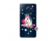 Coque Samsung Galaxy S6 Edge Sweet Baby Licorne
